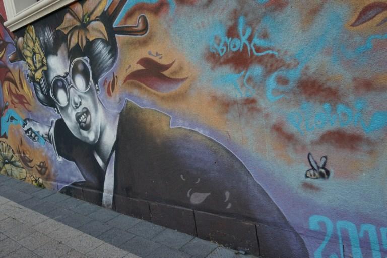 Arte urbano en Bulgaria