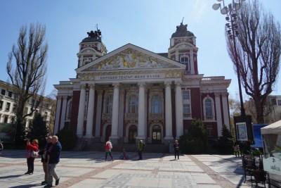 Teatro Nacional Ivan Vazov