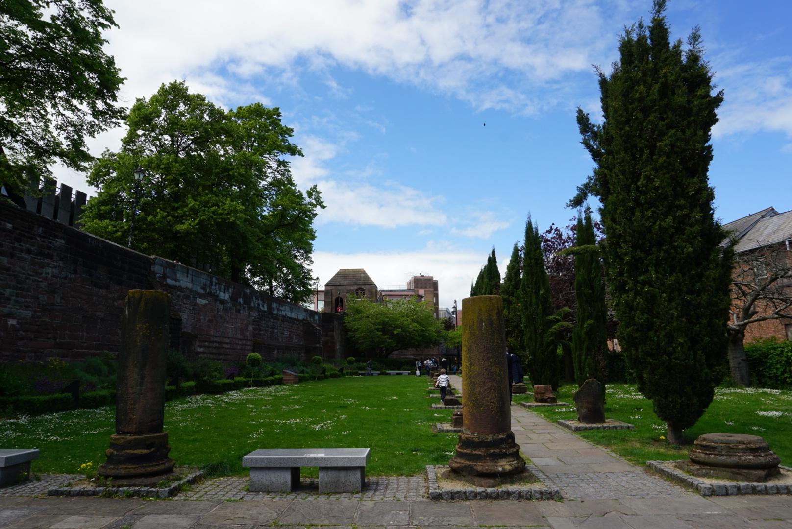 Parque Romano, que ver en Chester