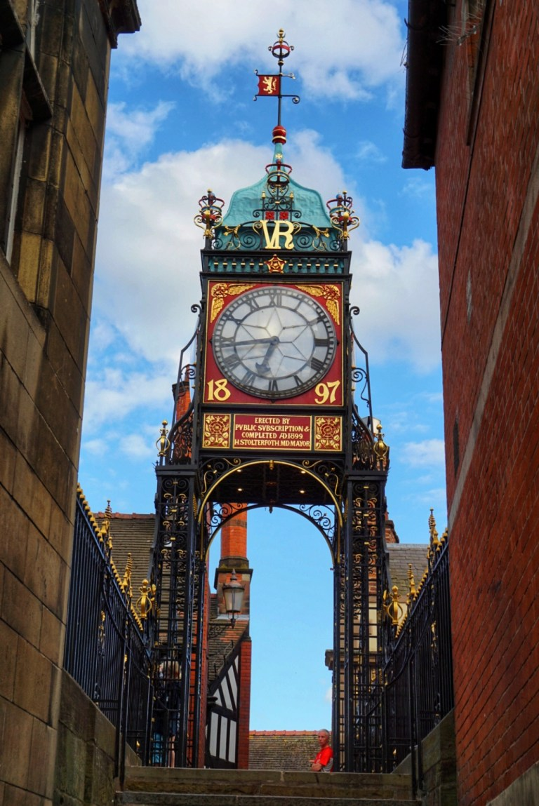 East Gate Clock Chester