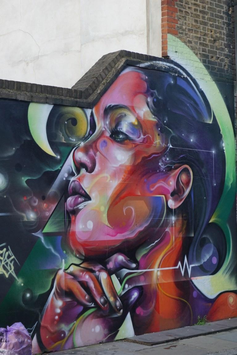 Street Art en Londres, qué hacer en Londres