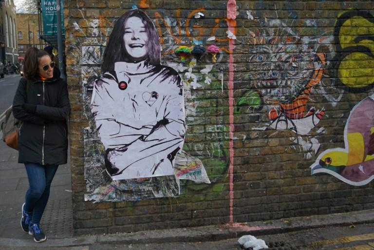 London Street art, qué hacer en Londres
