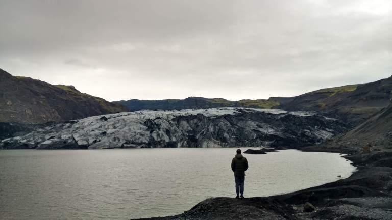 Glaciar Sólheimajökull