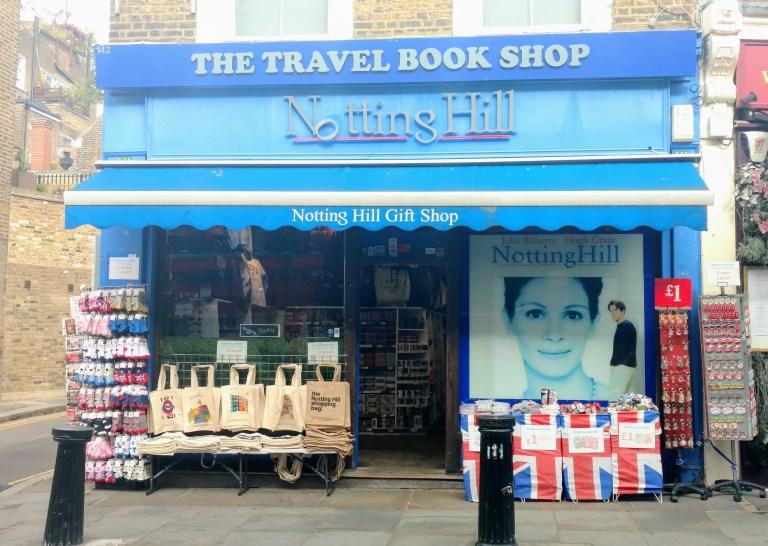 Librería Notthing Hill