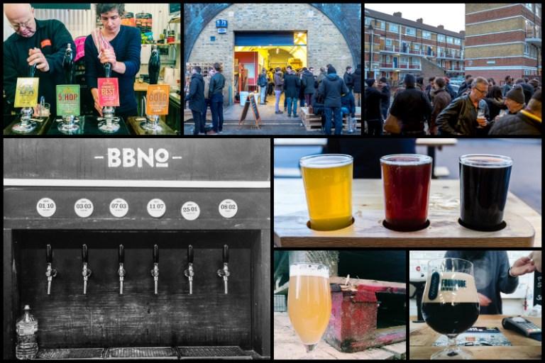 The Beer Mile, qué hacer en Londres de Noche