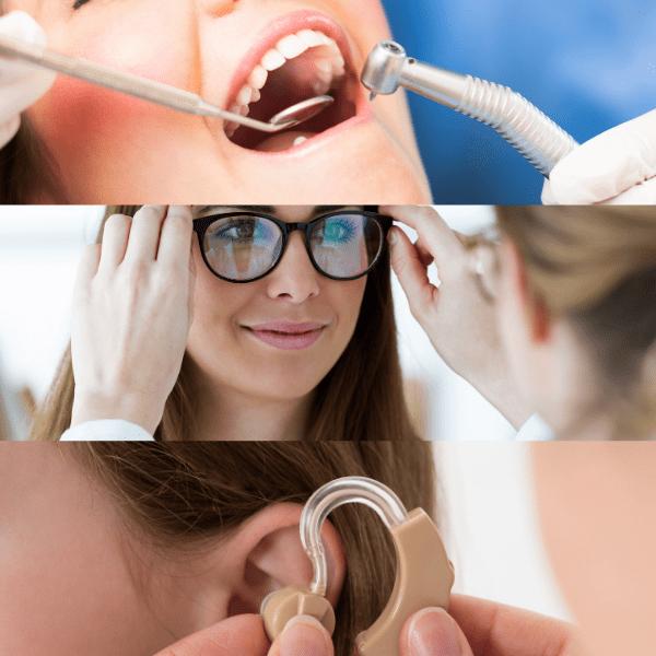 Dental Vision Hearing Insurance