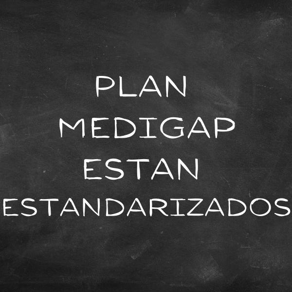 Plan Medigap Estandarizados