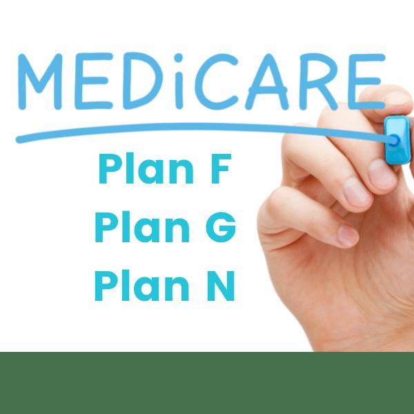 Plan F Plan G Plan N