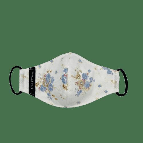mascarilla estampado flor creto 5