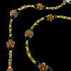 Colgante con abalorios para mascarilla A11 2