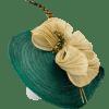 Pamela verde de rafia 4