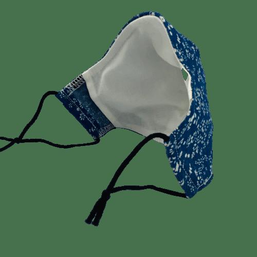 Mascarilla Algodon floral ARMATTA 6