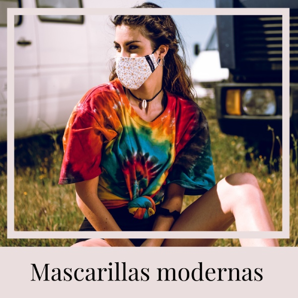 mascarillas modernas