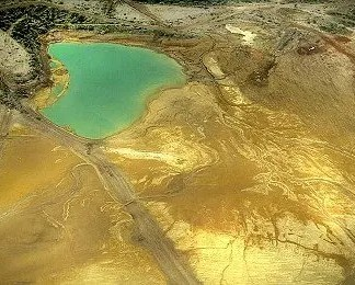 1310 YELLOW MILL TAILINGS