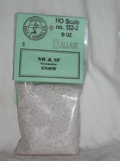 1322 White Marble Ballast HO Scale