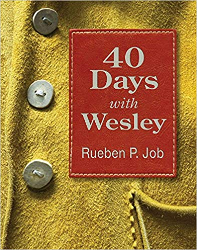 40 Days with John Wesley