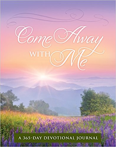 Come Away With Me: A 365 Day Devotional Journal