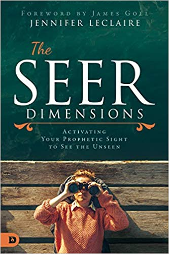 The Seer Dimensions by Jennifer LeClaire