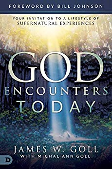 God Encounters Today by James Goll