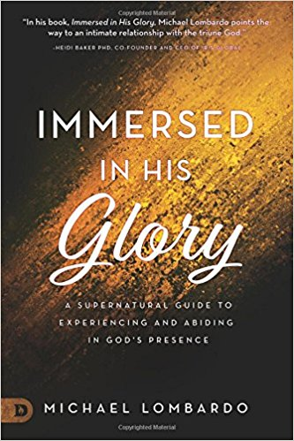Immersed In His Glory by Michael Lombardo