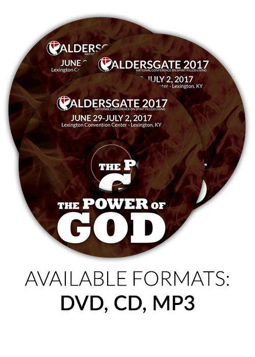 Aldersgate 2017 Keynote Speakers – Complete Set