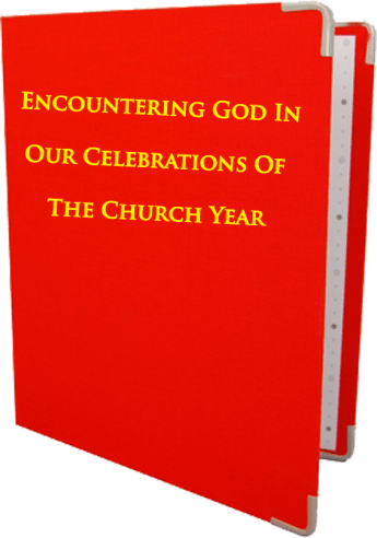 Encountering God In Our Celebrations Of The Church Year Booklet