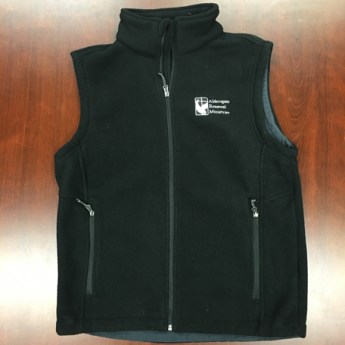 Men's and Women's Fleece Vest