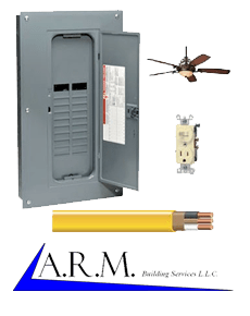 Electrical Repair Newark Ohio - ARM Building Services