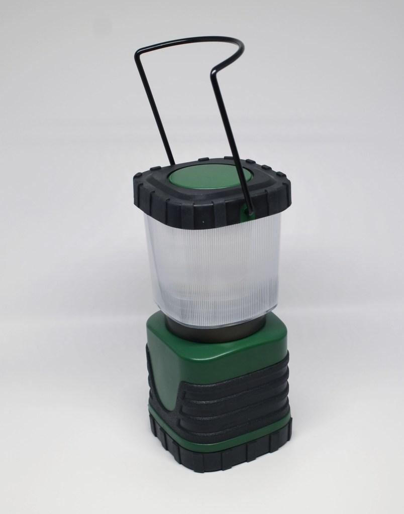 The lantern itself.