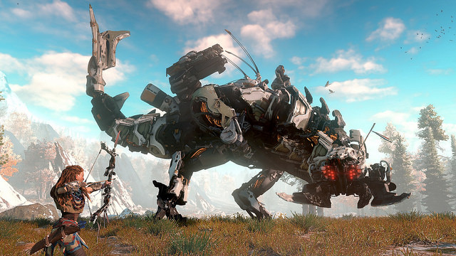 Horizon Zero Dawn looks fantastic, but it's another PS4 game we won't see until 2016.