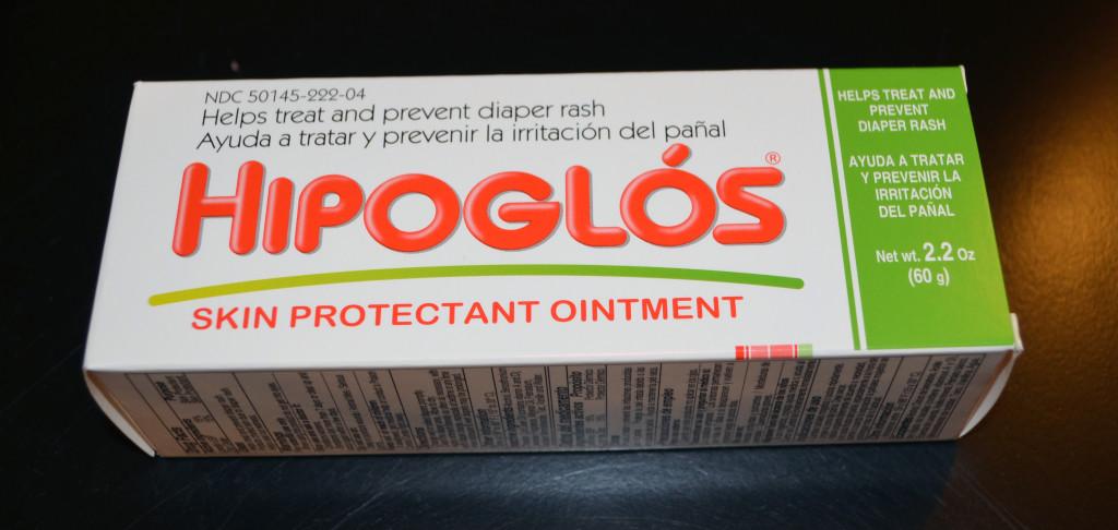 HipoGlos packaging.