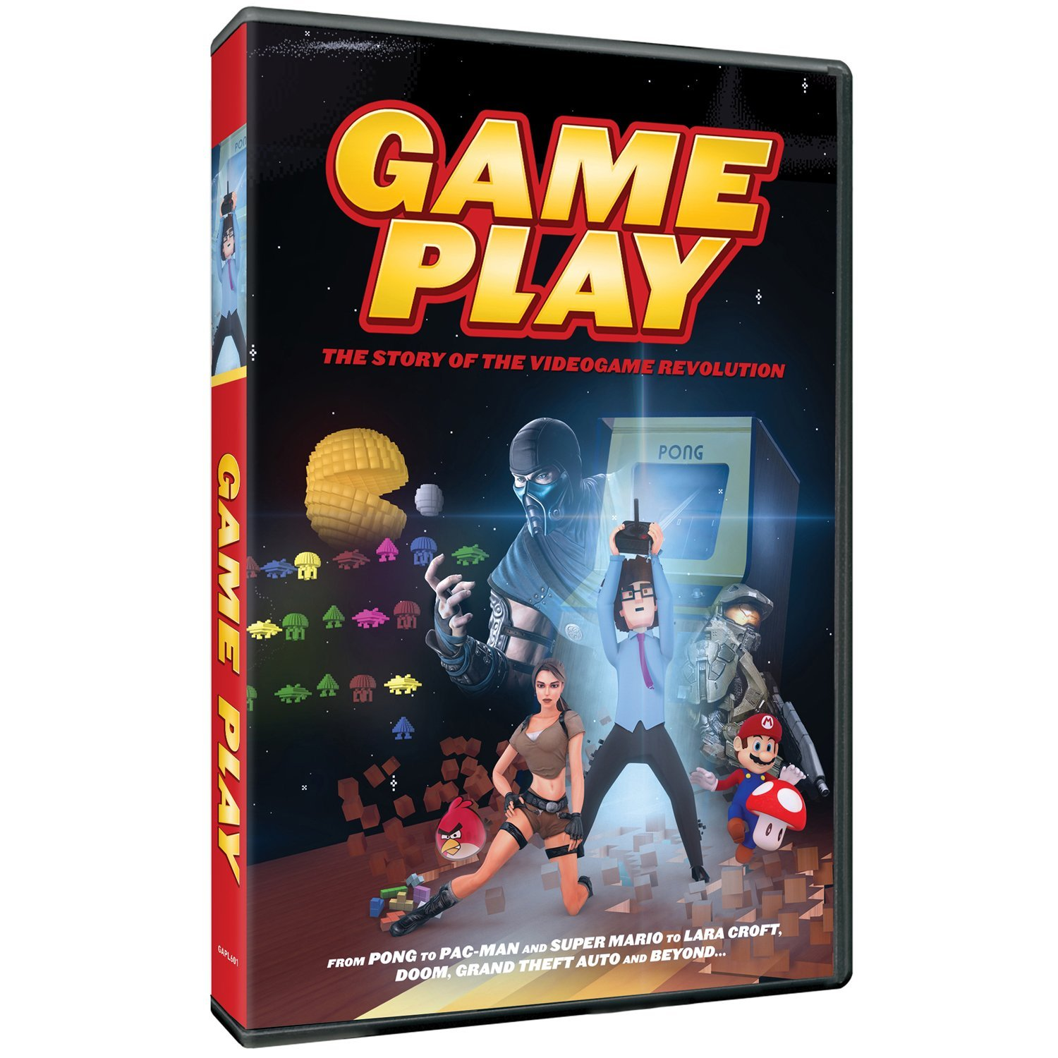 Gameplay: The Story of the Videogame Revolution, available for DVD pre-order from PBS