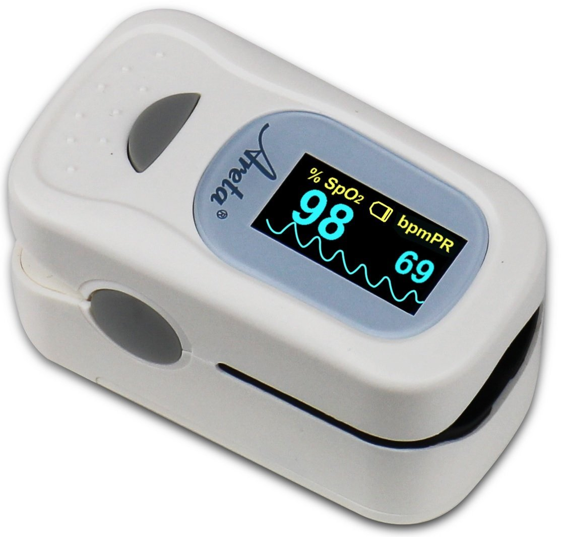Review: Easy@Home Areta Pulse Oximeter