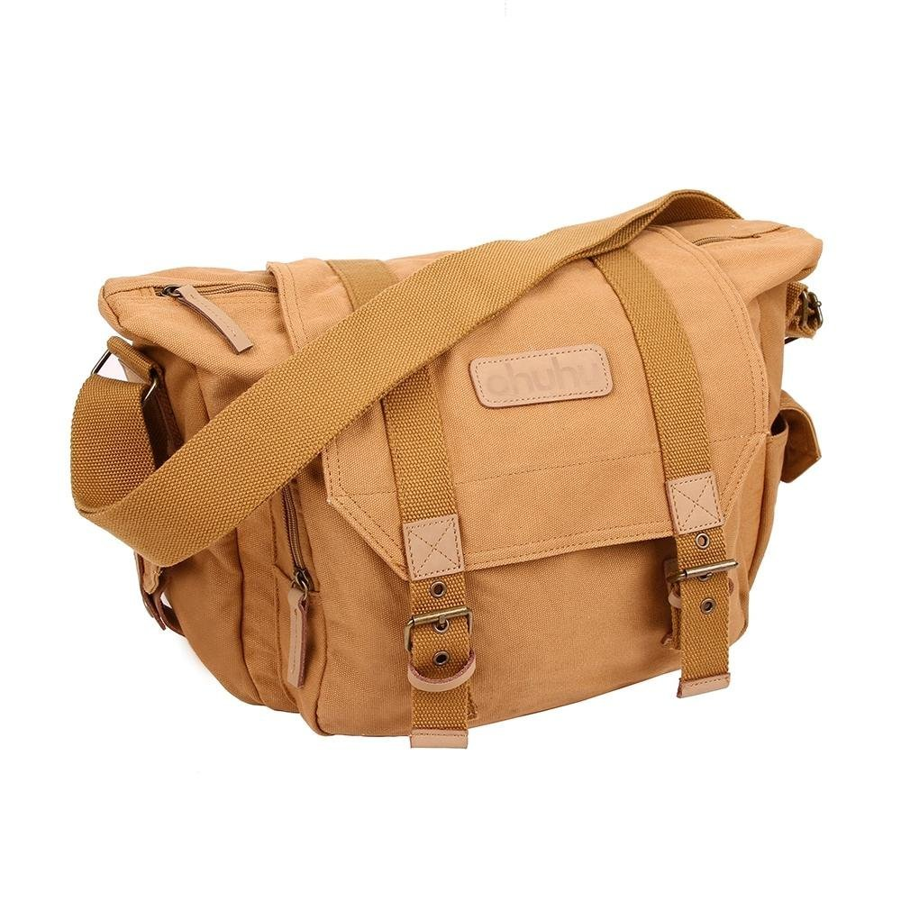 Review: Ohuhu DSLR Digital Camera Gadget Organizer Bag