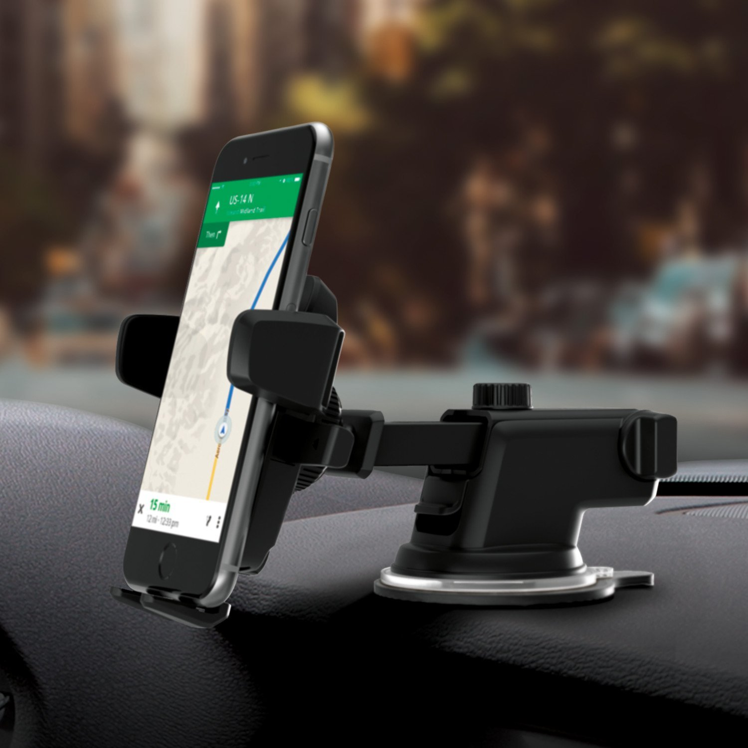 Review: iOttie Easy One Touch 3 Car Mount