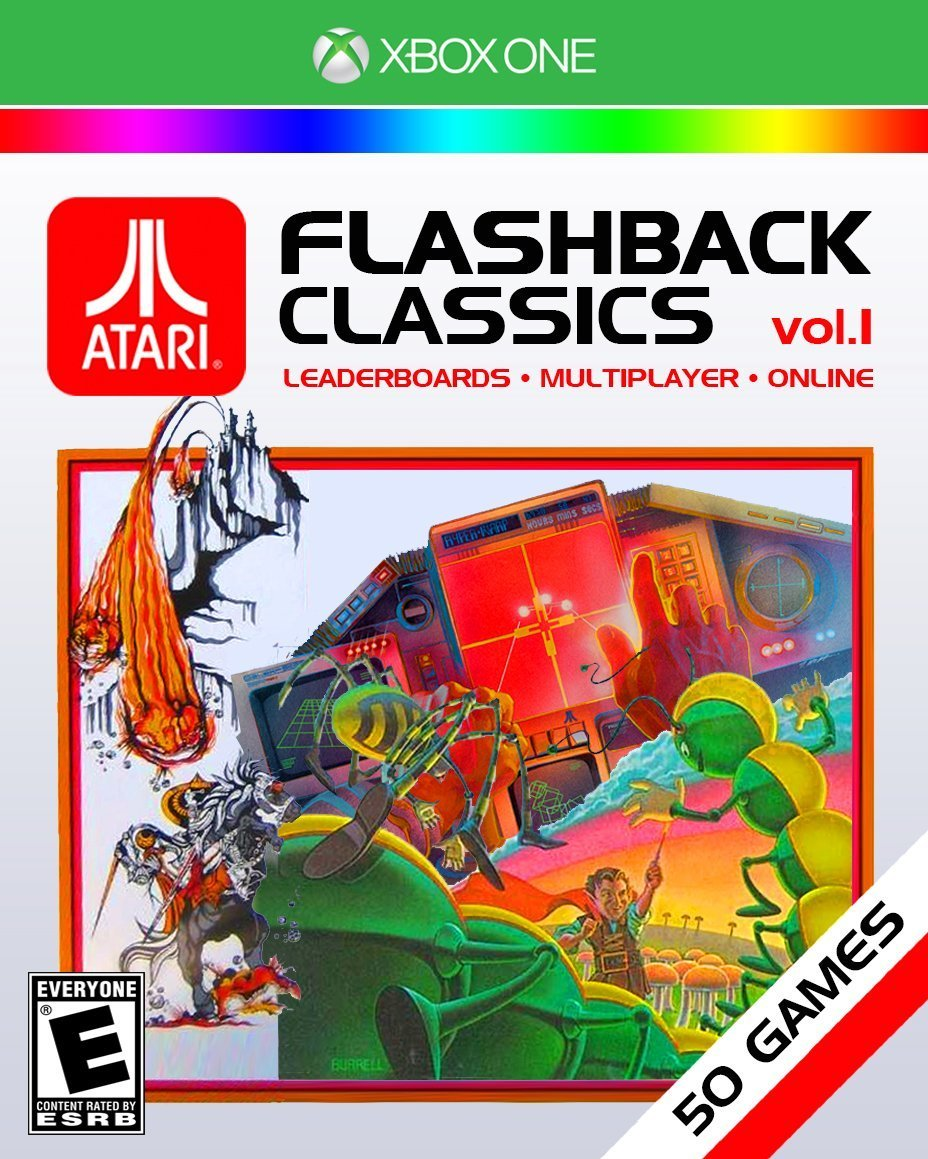Press Release: Atari® and AtGames® Collaborate on Upcoming Atari Flashback® Classics Release for Console