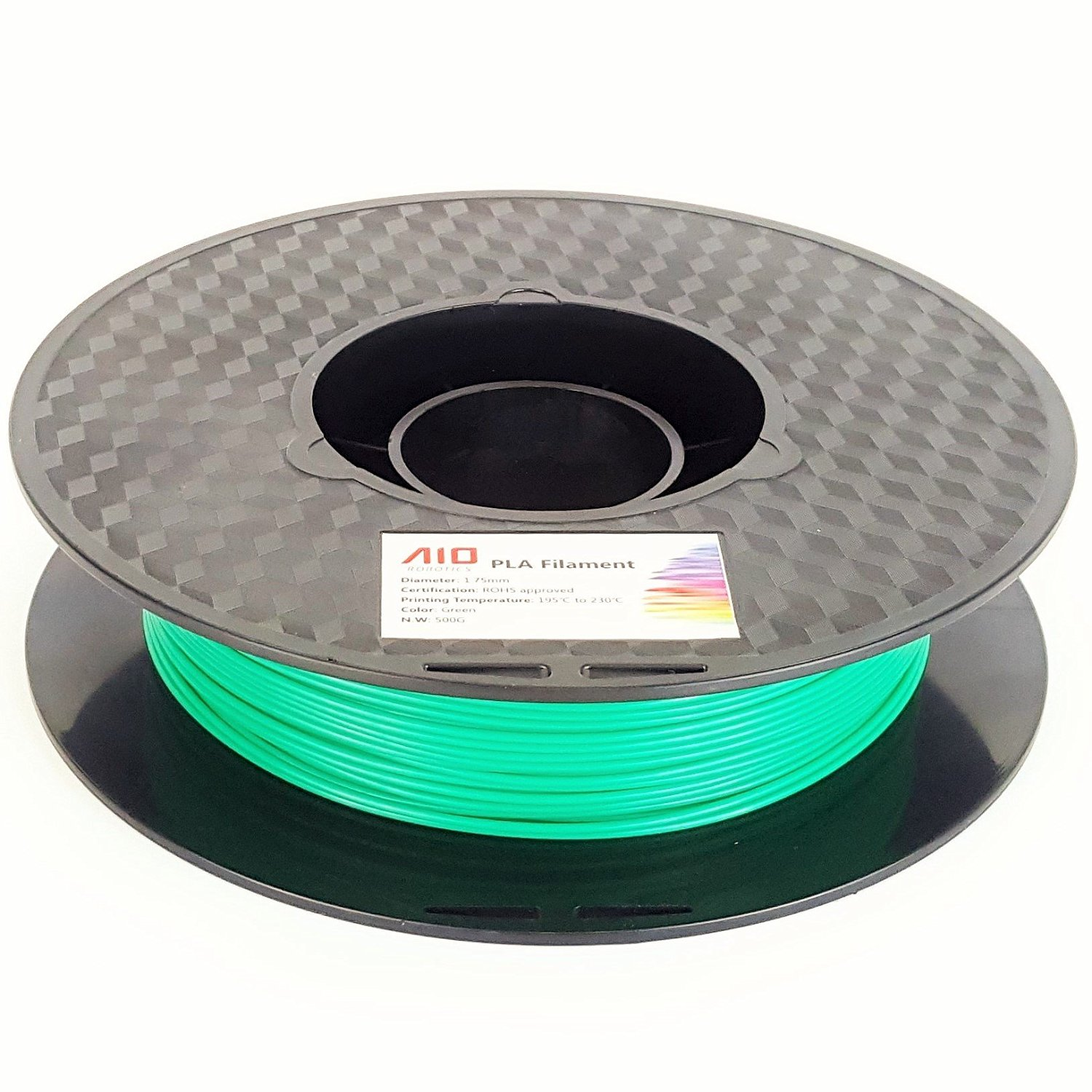 Review: AIO Robotics AIOGREEN PLA 3D Printer Filament