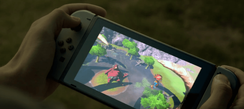 The heart and soul of Nintendo Switch.