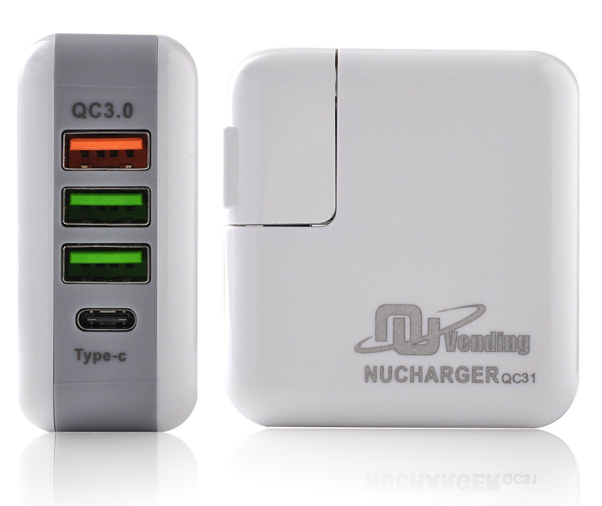 Review: Nucharger QC31 All-in-one International Travel Charger