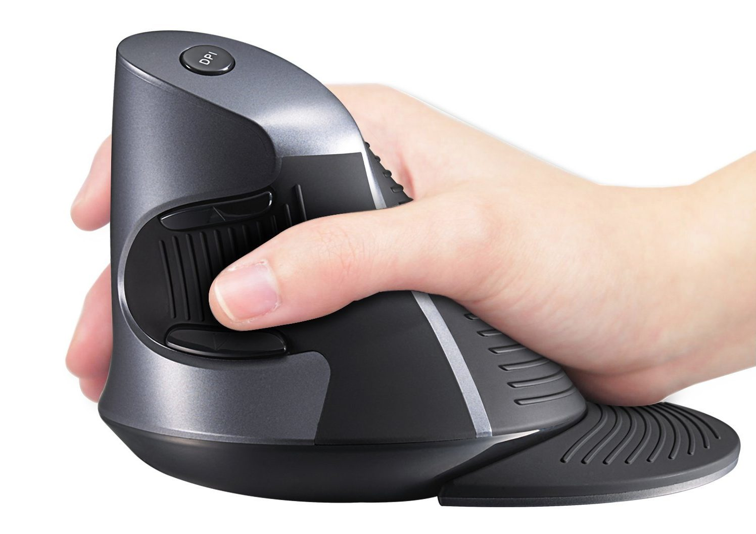 Review: IXCC Wireless Vertical Mouse