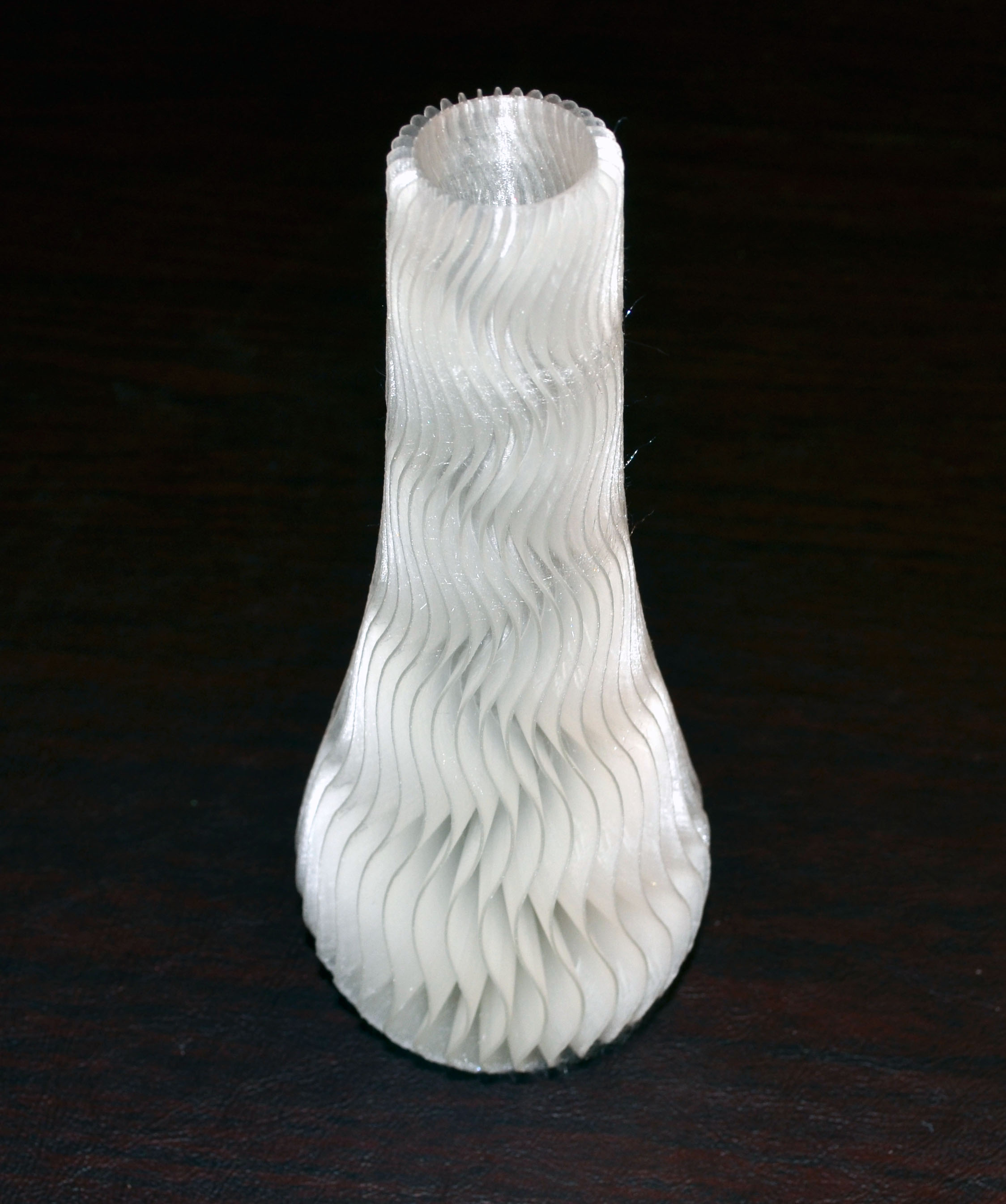 This vase printed wonderfully.