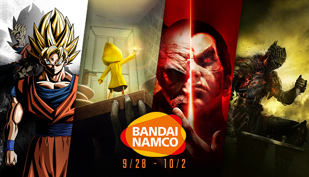 Big sale on BANDAI NAMCO games