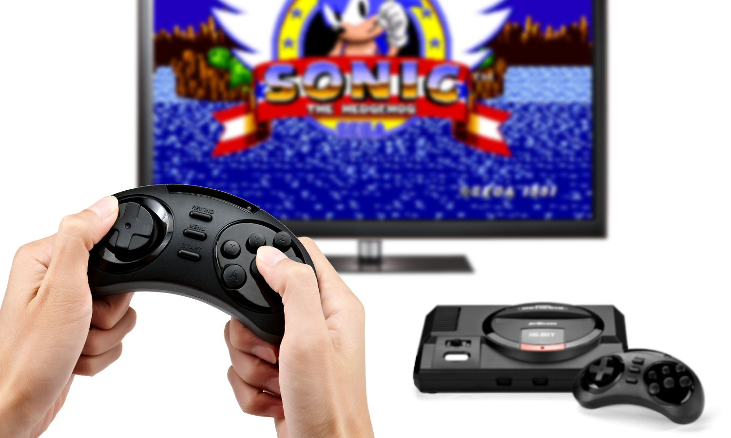 Review: Sega Genesis Flashback (2017)