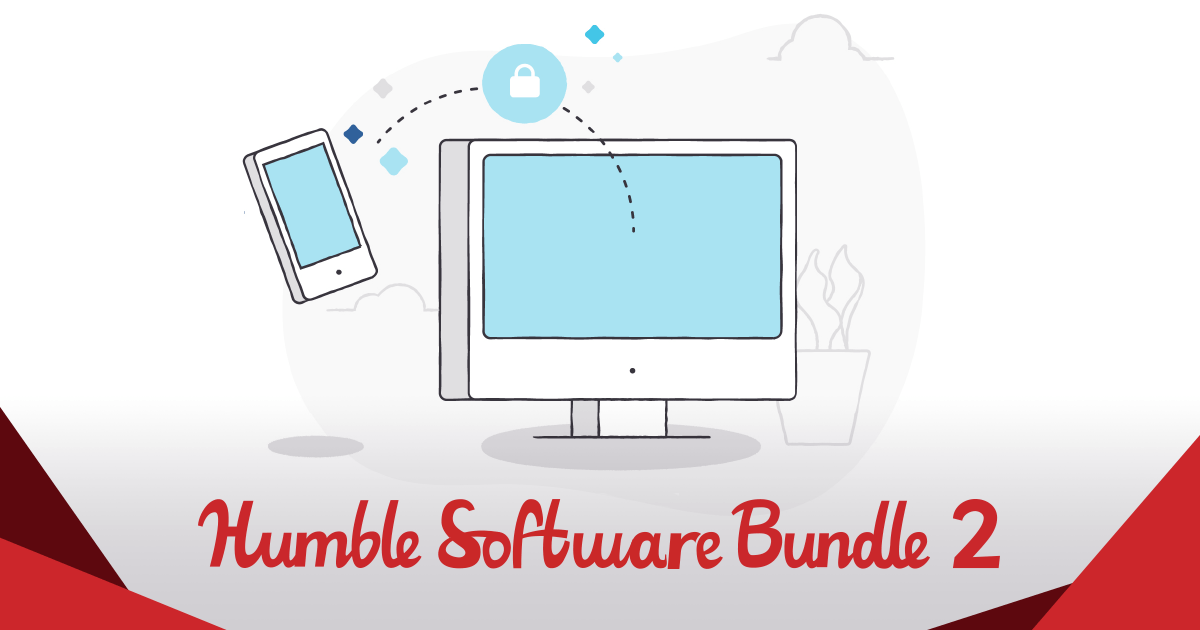 Name your own price Humble Software Bundle 2