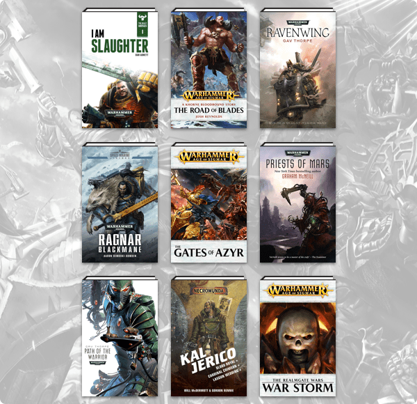 The Humble Book Bundle: Tales from the Worlds of Warhammer
