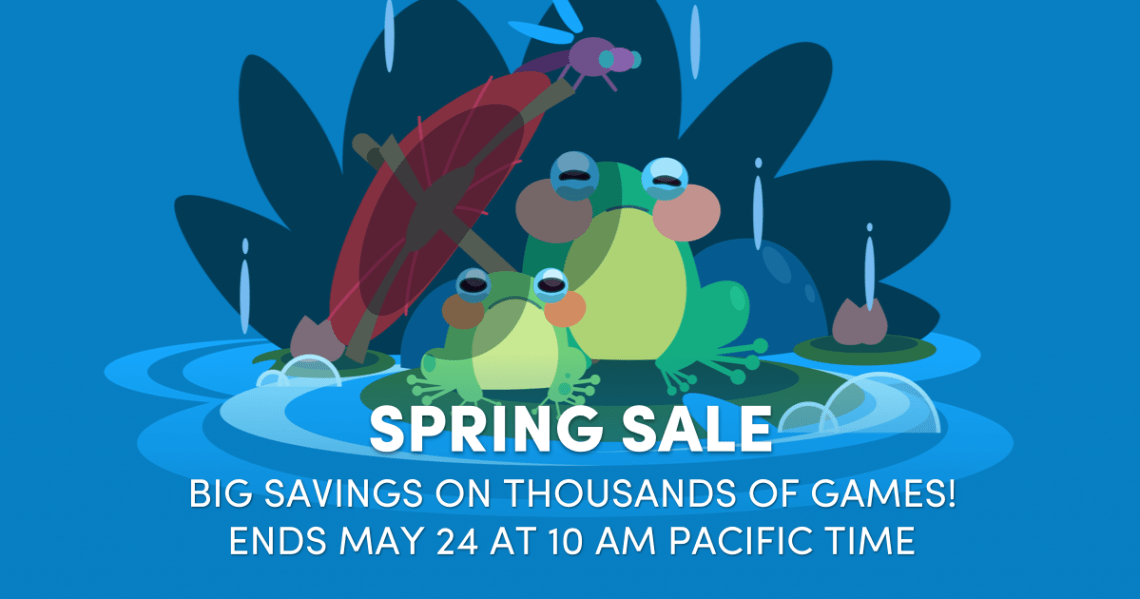 TheSpring Sale
