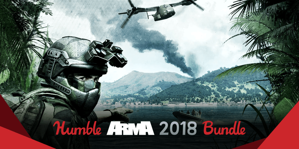 Pay what you want for The Humble ARMA 2018 Bundle – great Steam games