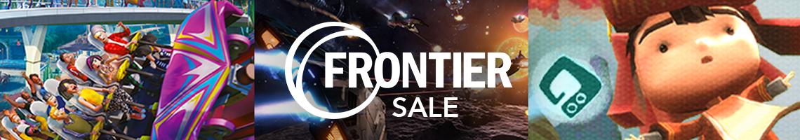 TheFrontier Developments Sale