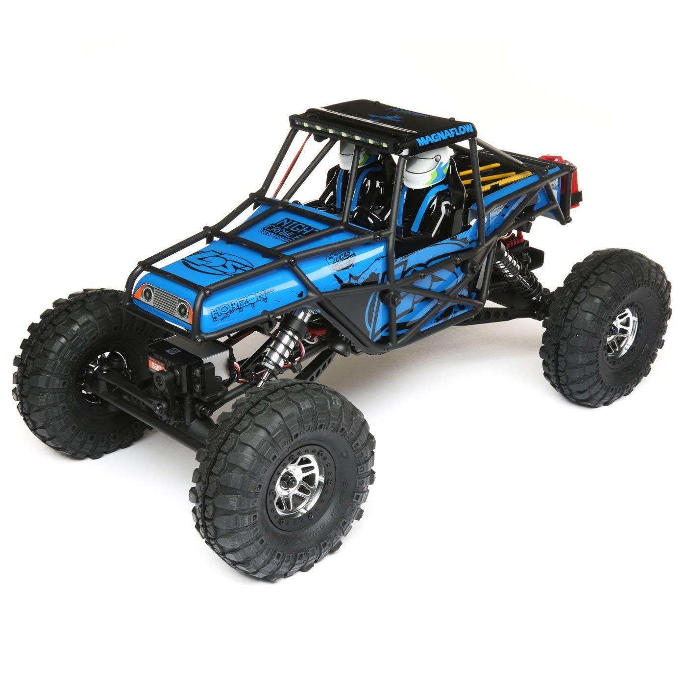5 Things You Should Know About Remote Control Trail Trucks
