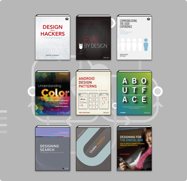 The Humble Book Bundle: UI/UX by Wiley